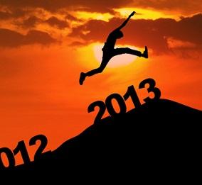 2013 changement d'année