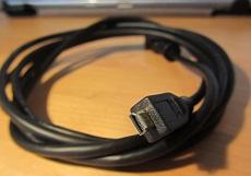 Câble HDMI mini