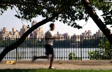 courir sans cardio