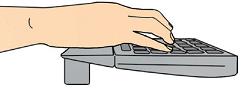 douleur au poignet ordinateur