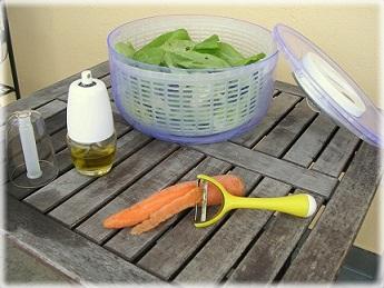 outils de cuisinier