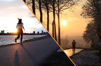 Faire du sport avant ou après le travail ?