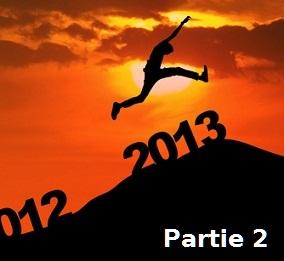 Année 2012 : Ma réussite en entreprise !