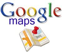 Faire du sport avec Google Map