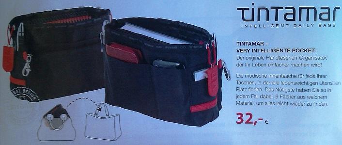 Handtaschen-Organisator